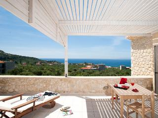 Poliana Estate - 2Bedroom Sea view Villa with Pool - Athamania vacation rentals