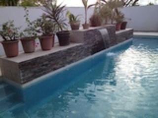 Pool & Fountain - Casa Jemi - La Cruz de Huanacaxtle - rentals