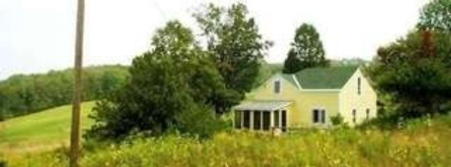 View from rear property - CHARMING FARMHOUSE-SUMMER/autumn season $900/month - Walton - rentals