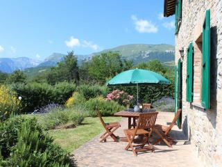 House with Cottage & Pool - Stunning views for 12 - Sant'Angelo In Pontano vacation rentals