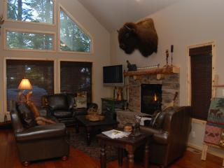 Crooked Pine Lodge Luxury Cabin - McCall vacation rentals
