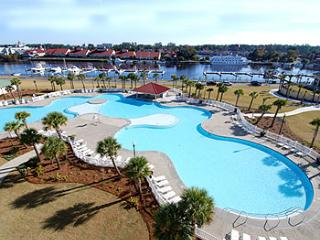 Harbour Cove Villa  2 B.R.  2 BA.  Barefoot Resor - North Myrtle Beach vacation rentals