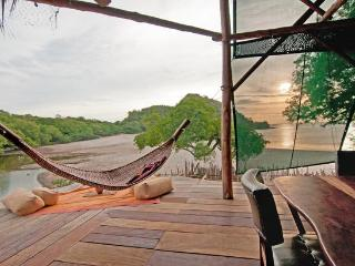 A Beachfront Asian Style Treehouse - Playa Gigante vacation rentals