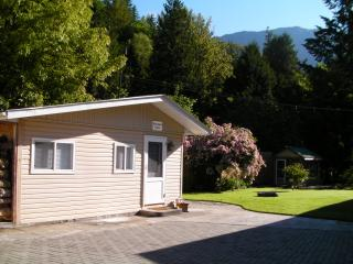 Chilliwack River cabin with mountain views for 1-4 - Chilliwack vacation rentals