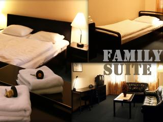 Family Suite Orion - Prague vacation rentals