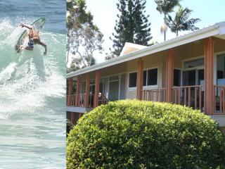 Merrie Monarch, Beach, Whales, Surf, 2 Mi to Hilo - Laupahoehoe vacation rentals