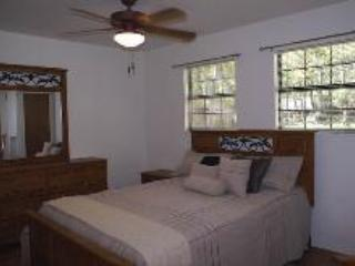 THE BEST PLACE TO STAY ON RIVER ROAD - CABIN - New Braunfels vacation rentals