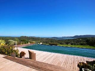 Luxurious Villa Elegance in Landscaped Garden with Private Pool, Terraces & Fantastic Views - Corsica vacation rentals