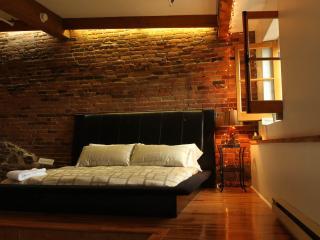 Brick & Hardwood Executive Loft in Old Montreal - Montreal vacation rentals