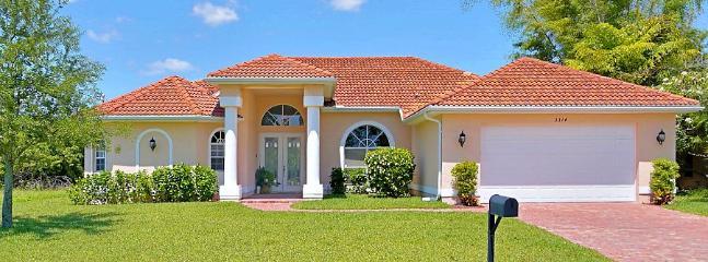 Front - Villa Secret Garden - Cape Coral - rentals
