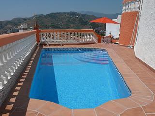 Villa del Sol with fantastic sea view and Pool! - Almunecar vacation rentals