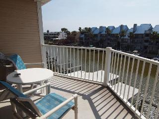 Waterfront Paradise is Waterfront condo w/a boat slip & Great View! - Corpus Christi vacation rentals