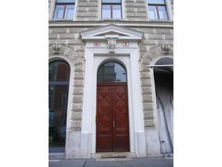 ENTRANCE TO EDITH'S BnB - EXCLUSIVE BnB IN CENTER VIENNA : BUDDHA & BAROQUE SUITES - Vienna - rentals