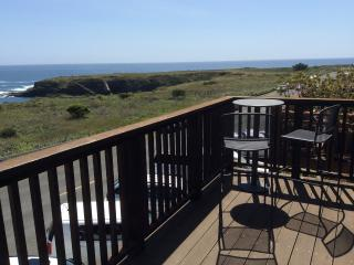 Seaside Studio - Ocean Views in Mendocino Village - North Coast vacation rentals