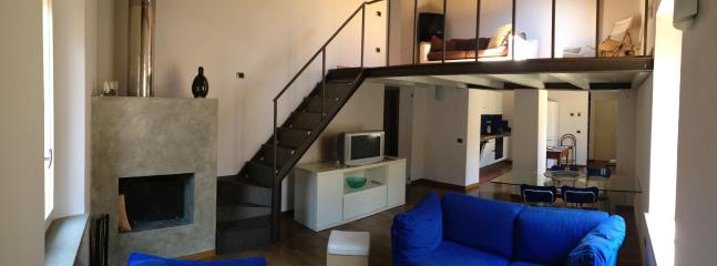 Living room - Salotto - Romantic apartment in Pesaro,in the heart of Italy - Pesaro - rentals