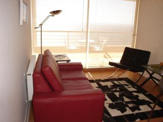 Reñaca, view of the ocean - World vacation rentals