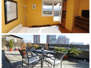 Balcony Apartment Belgrade - Serbia vacation rentals