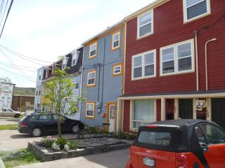 Bright 1 bedroom in historic district - Newfoundland and Labrador vacation rentals