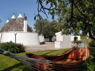 Trullo of Dreams, filmed for House Hunters International (America) - Martina Franca vacation rentals