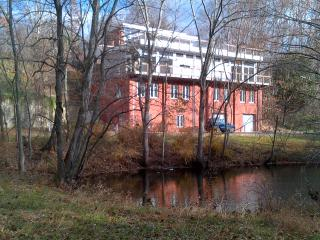 2. Private 20 acre waterfront estate - studio apt - Annapolis vacation rentals
