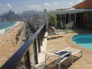 The most beautiful view of Ipanema in Rio! up to 8 - Rio de Janeiro vacation rentals