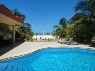 Castillito Kin Nah, The Oasis on the beach in the Biosphere Reserve Celestun - Celestun vacation rentals