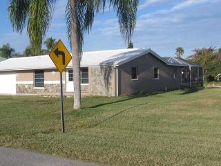 SPACIOUS WATERFRONT HOME WITH HEATED POOL - Lehigh Acres vacation rentals