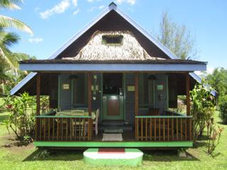 Fare Mahana - Moorea vacation rentals
