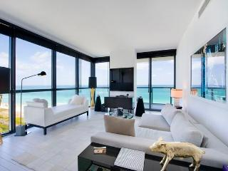 W Hotel South Beach - Luxurious Ocean Front 3 Bdrm - Miami Beach vacation rentals