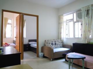 Marvellous 3 Bedroom Apartment at Ladies Market in Hong Kong - Hong Kong vacation rentals