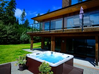 Ocean Point House - Points West Oceanfront Resort - Sooke vacation rentals
