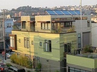 Fabulous, Modern 'Green' Mission Home- Wind & Sun Powered ~ RA135 - San Francisco vacation rentals