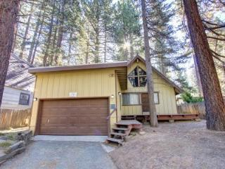 Cozy Chalet with Private Spa and Pet Friendly ~ RA696 - South Lake Tahoe vacation rentals