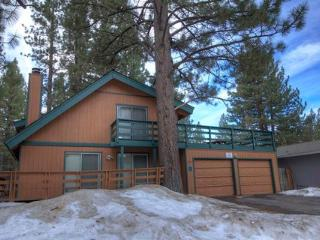 Conveniently Located Tahoe Home for 10 ~ RA716 - South Lake Tahoe vacation rentals