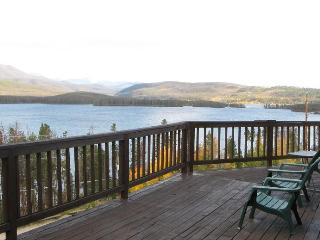 Best Lake and Mountain Views - Walk to Marina - Grand Lake vacation rentals
