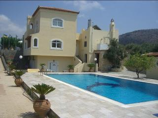 16 guest villa in Ano Gouves - Crete - Heraklion vacation rentals