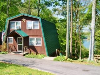 3 bdr house overlooking Lake Cumberland tributary - Jamestown vacation rentals