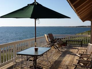 Spectacular Private Waterfront and Beachfront Home - North Eastham vacation rentals