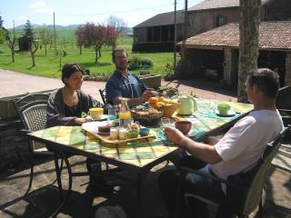 Chambres d'hôtes à la ferme du Mas Azais - Aveyron vacation rentals
