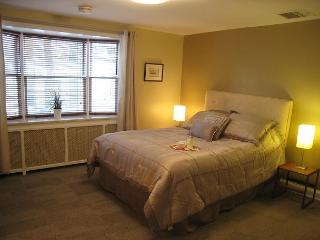 Large studio apt in great DC neighborhood; Bus to Downtown & The Mall - Washington DC vacation rentals