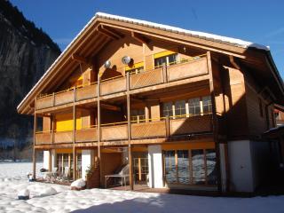 Alpine retreat in a Tolkienesque valley - Jungfrau Region vacation rentals