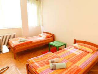 Twin Private Room / shared bathroom - BelApart - Serbia vacation rentals