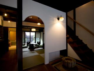 Elegant & Historic Kyoto Townhouse near GION - Kyoto Prefecture vacation rentals