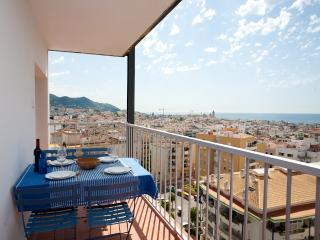 The Blue, apartment with panoramic views - Sitges vacation rentals