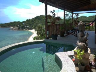 Oceanfront Villa for Rent In Koh Samui, Thailand - Plai Laem vacation rentals