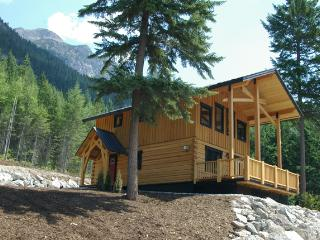 Bear Lodge - luxury 3 bedroom with mountain views - Golden vacation rentals