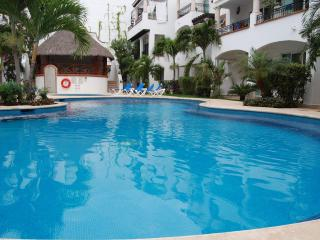Economic and pretty  nice  condo in town Gaviotas ! - Playa del Carmen vacation rentals