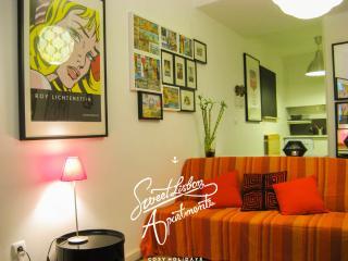 Santa Marinha A - 1 bedroom apartment in magnifice - Abrantes vacation rentals