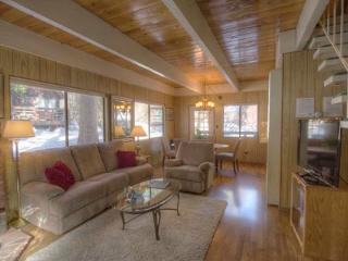 Great Tahoe Cabin in Charming Forest Setting ~ RA805 - Lake Tahoe vacation rentals