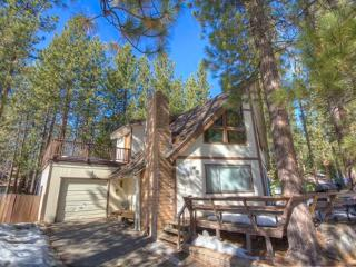 Great Value Chalet in the Woods ~ RA810 - South Lake Tahoe vacation rentals